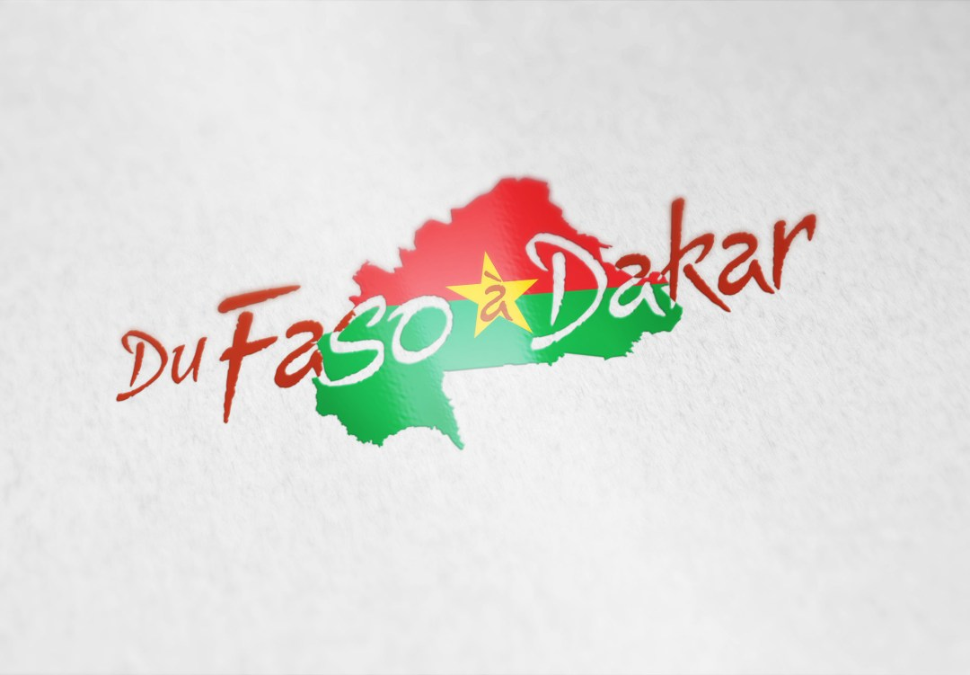 Logotype Du Faso à Dakar| Design by Lordibra |
