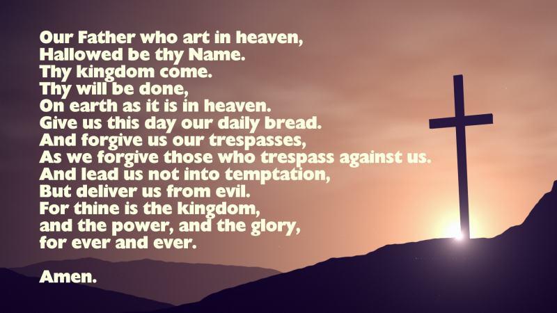 Lord S Prayer German
