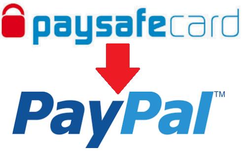 Paypal Konto Mit Psc Aufladen