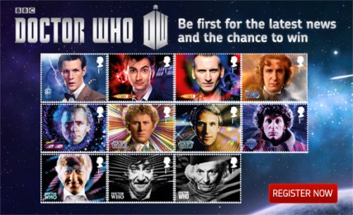 Doctor Stamps