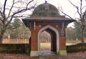 Muslim Cemetery Horsell Common