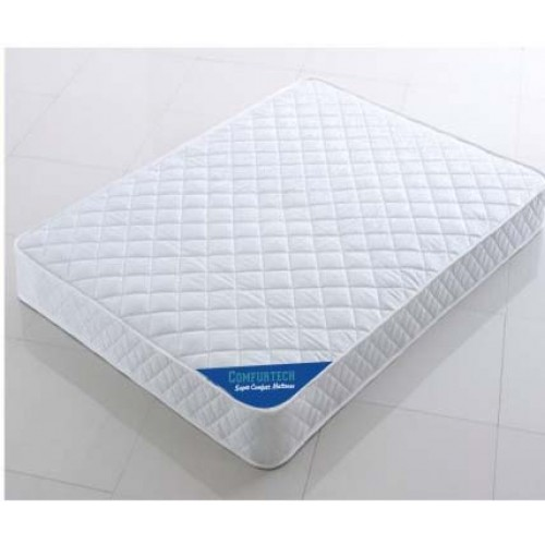 Mattress 4 Ft X 6 48 72 Thickness 5 Both Side Quilted Double
