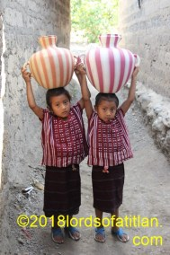 These twins from Colotenango, Huehuetenanago were eight years ols, but look at how they work.