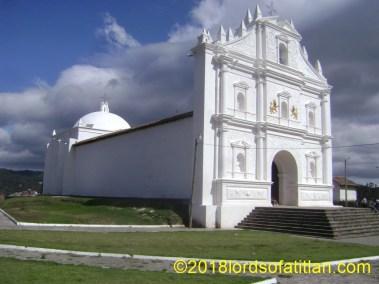 The iglesia of Concepción