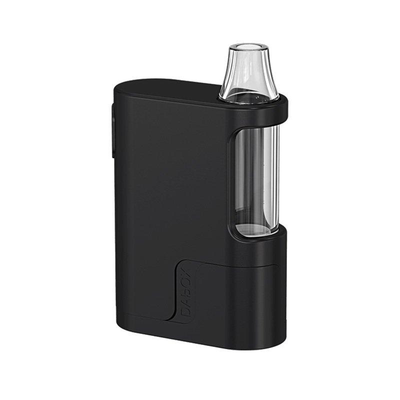 Vivant DAbOX Concentrates Portable Compact Vaporizer in black
