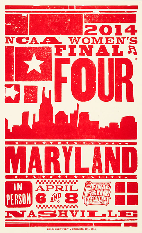 Final Four Maryland