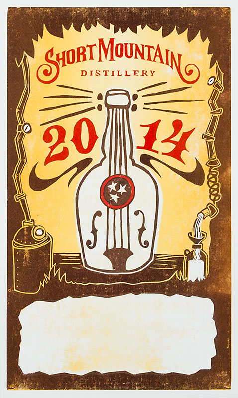 Short Mountain Distillery 2014