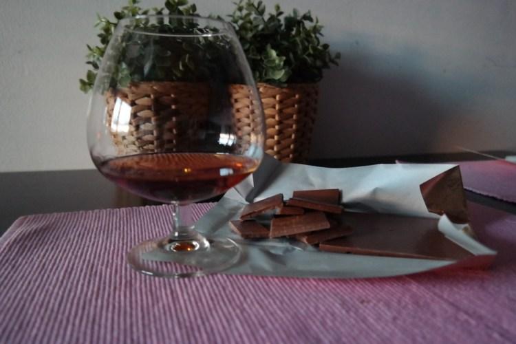 Brandy and chocolate