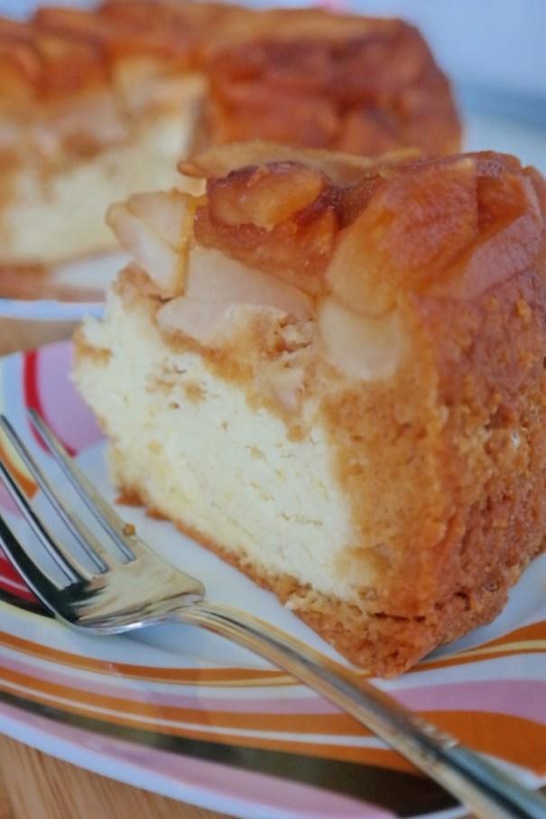 Tort de mere caramelizate