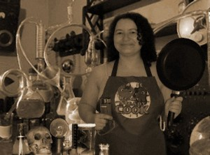 lorel mad cooking1sepia