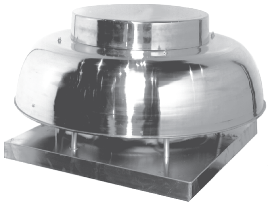 propeller roof fans