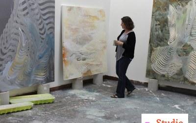 Lorene Anderson \\ Studio Visit | The Studio Work