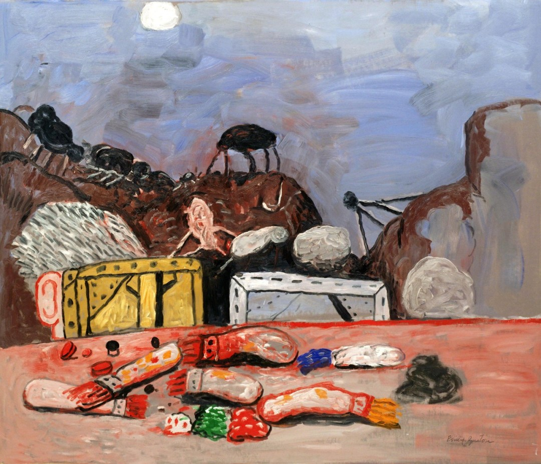 A Letter to Ross Feld by Philip Guston | The Impossibility of Painting is Merely a Feeling