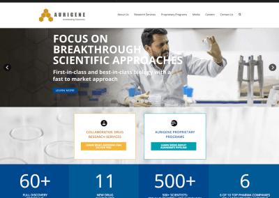 Aurigene, a Biotech Company