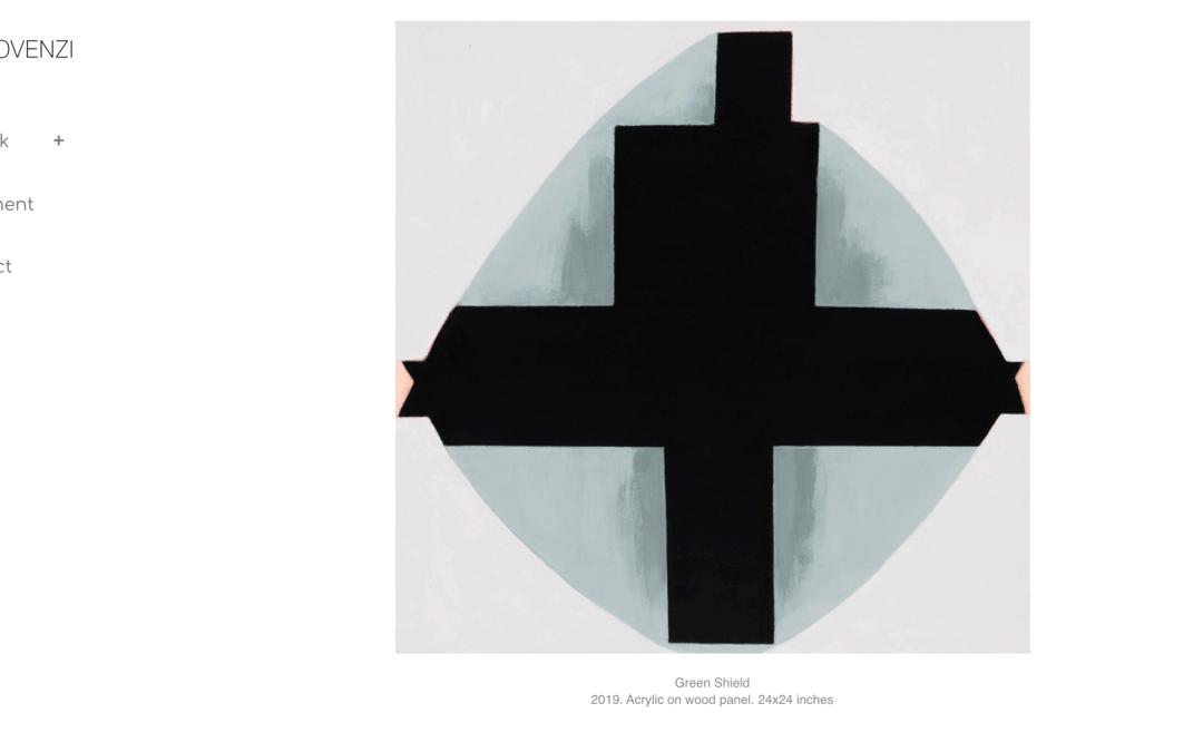 Eva Bovenzi | artist site