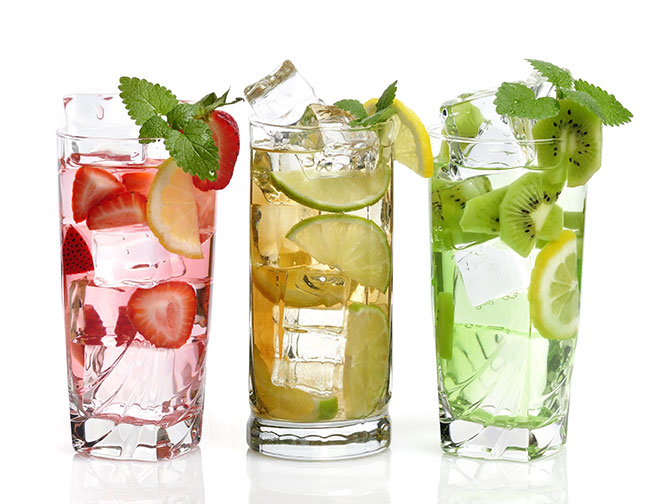 Water Infusions: 6 Tasty & Healthy Beverages | Loren's World