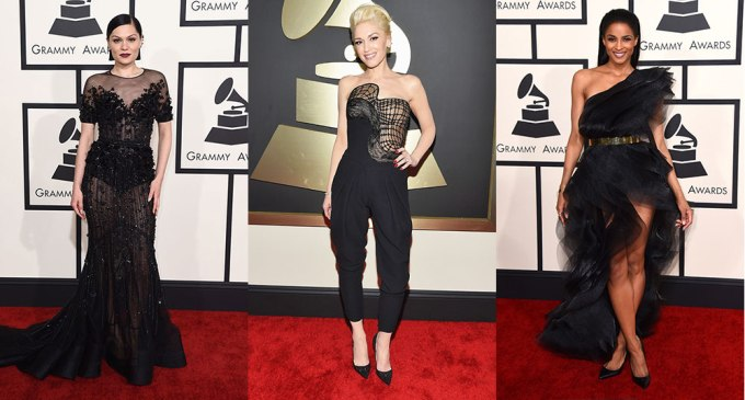 2015-Grammy-Awards-Red-Carpet-Jessie-J-Gwen-Stefani-Ciara