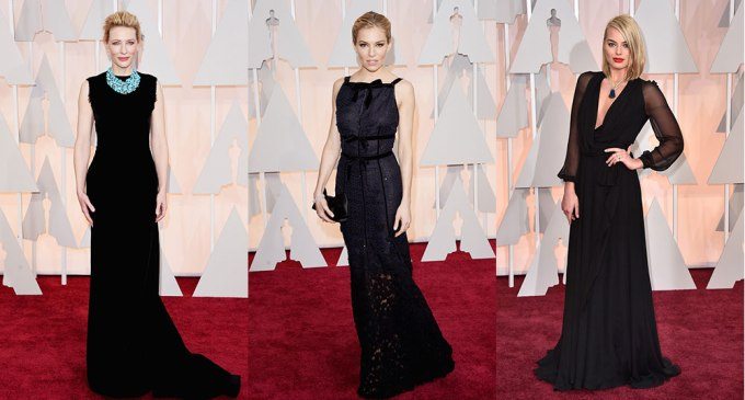 Black-Dresses-2015-Academy-Awards-Oscars-Red-Carpet