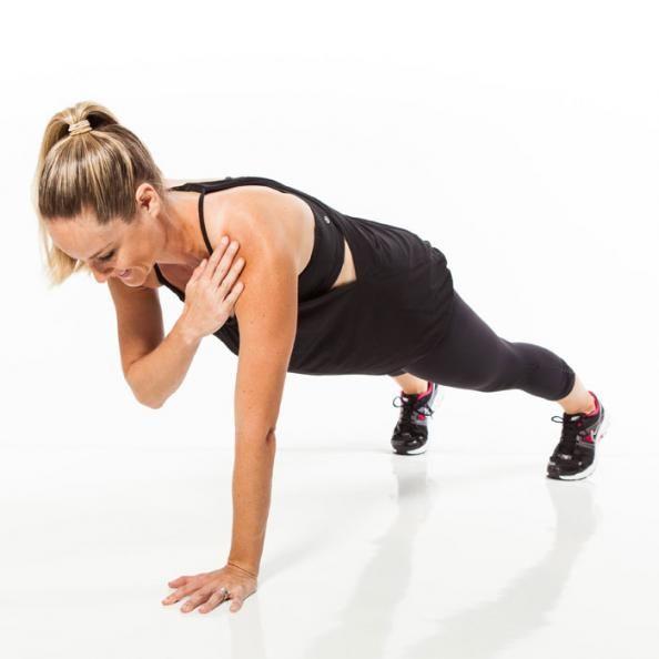one arm planks