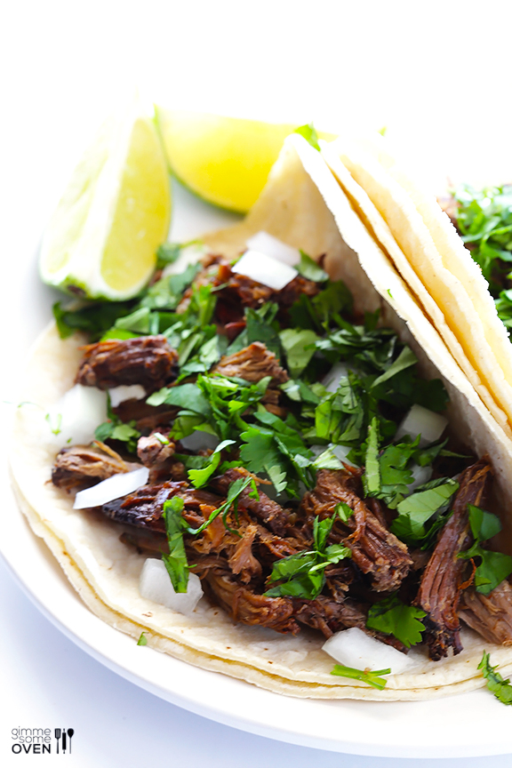 slow cooker bbq taco recipe