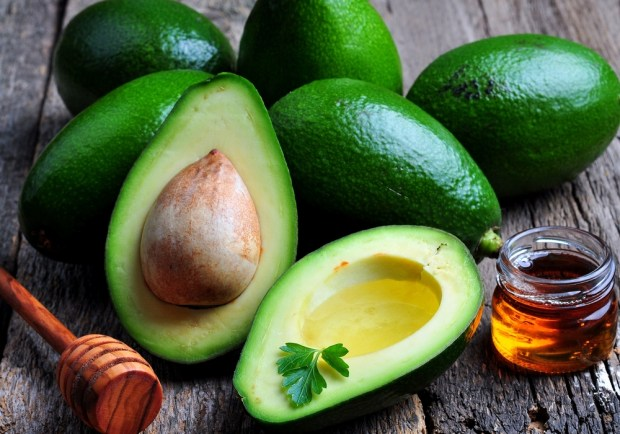 avocado honey face mask
