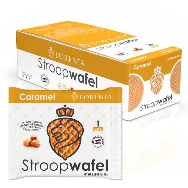 Caramel-stroopwafel-box-stroopwafel-www Lorentanuts Com Stroopwafel