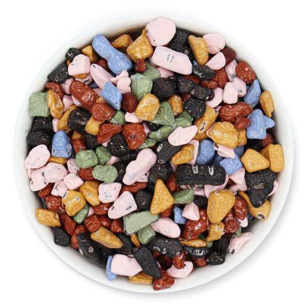 Chocolate-rocks-top-bowl-www Lorentanuts Com Yogurt Almond