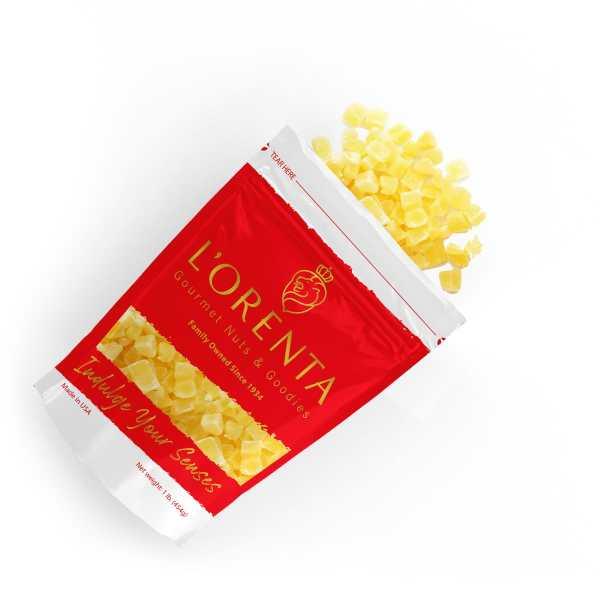 Diced-pineapple-top-1-bag-www Lorentanuts Com