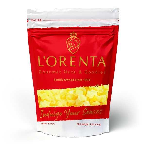 Diced-pineapple-www Lorentanuts Com Spicy Nut Mix