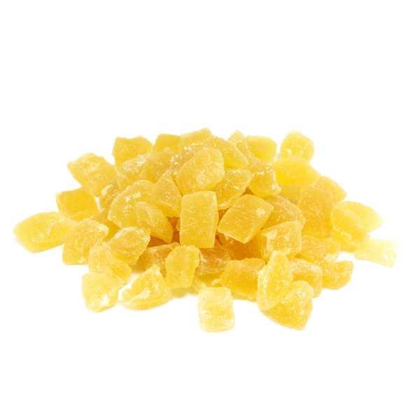 Dried-pineapple-www Lorentanuts Com Diced Pineapples