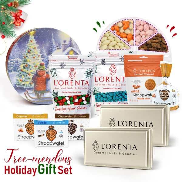 Tree-mendous-2-christmas-gift-lorentanuts Com Holiday Gifts