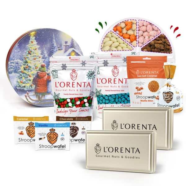 Tree-mendous-christmas-gift-lorentanuts Com Holiday Gifts