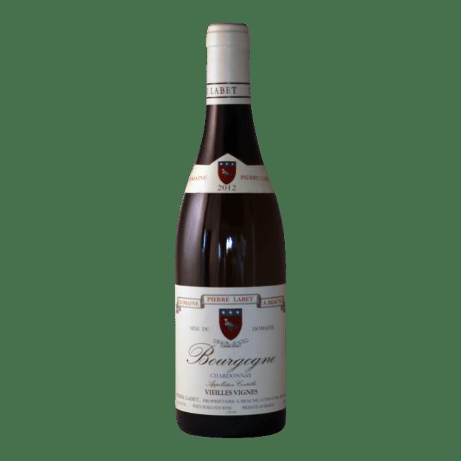 Domaine Pierre Labet Bourgogne Chardonnay Vieilles Vignes 2012