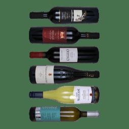Bestsellers 2014 - Smagekasse med 6 forskellige vine