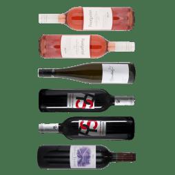Sommervin 2015 - Smagekasse med 6 forskellige vine