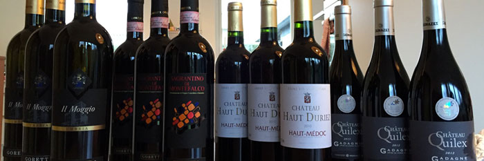 Vinabonnement fra Lorentsens Vinforsyning