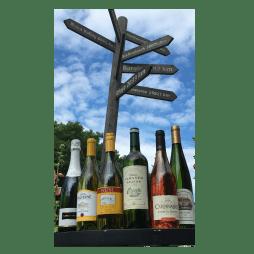 Terrasse-kassen - Smagekasse med 6 forskellige vine