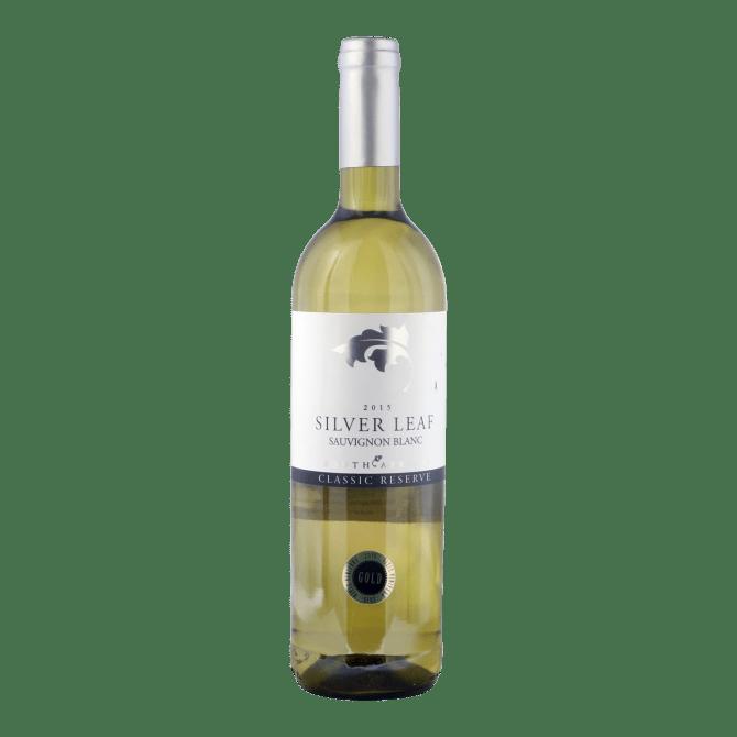 "Sauvignon Blanc ""Silver Leaf"" 2015 Clos Malverne"
