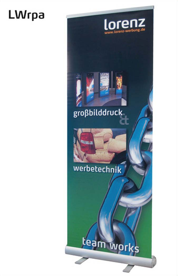 rollup banner lwrpa roll-up systeme