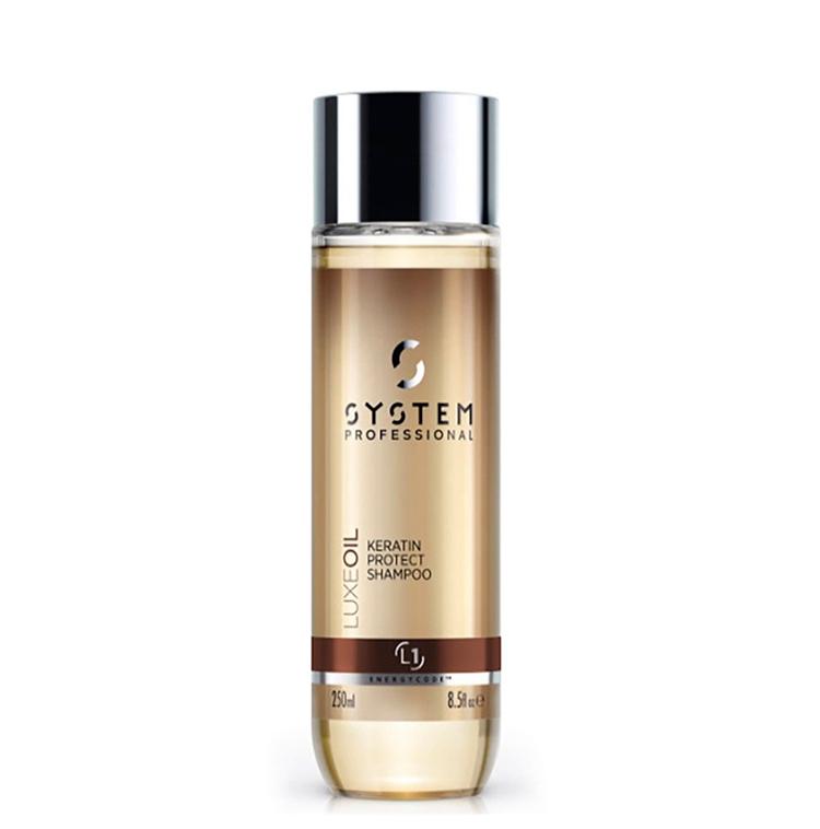 System-Professional-shampoo-Protezione-cheratina-250ml-Lorenzo-Belardi-Hiarstylist