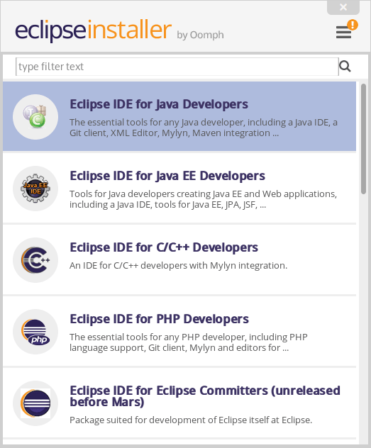 eclipse-installer2