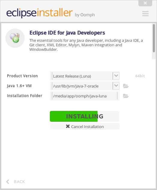 Eclipse luna download for windows 10 64 bit java | Peatix