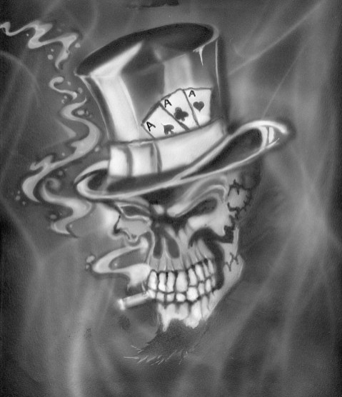 The school of skullmasters