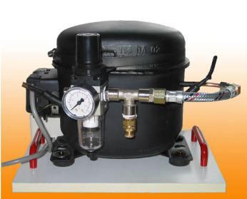DIY Air Compressor