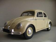 VolksWagen Beetle 1/24