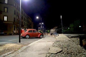 Firenze in notturna