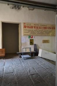 Laboratorio di scenografia teatrale del Maggio Musicale Fiorentino