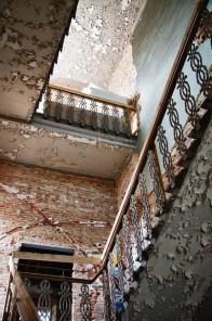 Villa Vittoria, restauro di casa di cura