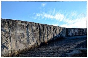 Cemento e cielo nel cretto di Burri a Gibellina