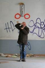 Lorenzo Polvani, Fotografa l'ex Sanatorio Banti a Partolino